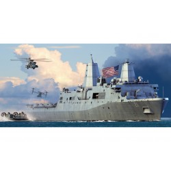 HBO83415 USS New York LPD21 1/700