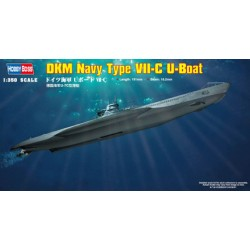HBO83504 German Navy VII-B U-Boat 1/350