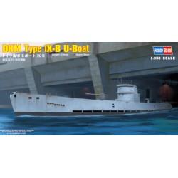 HBO83507 DKM Type IX-B U-Boat 1/350