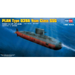 HBO83510 PLAN 039A Yuan Class Sub. 1/350