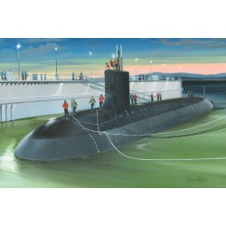 HBO83513 USS Virginia SSN-774 1/350