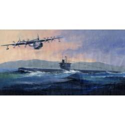HBO83515 PLA Navy Type 033 Romeo Clas. 1/350