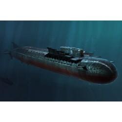 HBO83521 Eus.Navy SSGN Oscar II Kursk 1/350