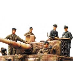 HBO84401 Germ.Panzer Crew Normandy 1944 1/35