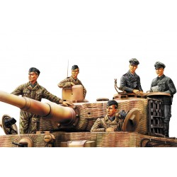 HBO84401 Germ.Panzer Crew Normandy 1944 1/35