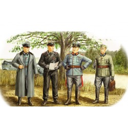 HBO84406 German Officer 1/35