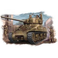 HBO84801 U.S M4A1 76(W) Tank 1/48