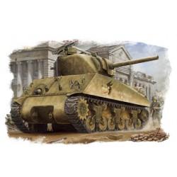HBO84802 U.S M4 Tank (Mid-Model) 1/48