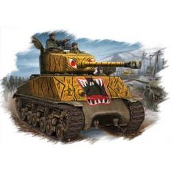 HBO84804 U.S M4A3E8 Tank 1/48