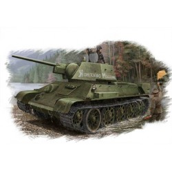 HBO84808 Russian T-34/76 '43 No.112 1/48