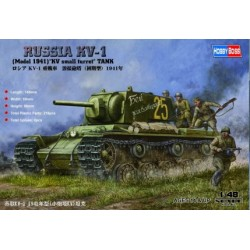 HBO84810 Russian KV-1 1941 Small Turret 1/48