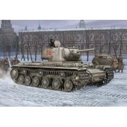 HBO84814 Russian KV -1'S Ehkranami tank 1/48