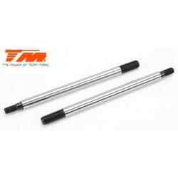 TM505107 Pièce détachée - E6 Trooper / Trooper II / E6 III - Tiges d'amortisseurs (2 pces)