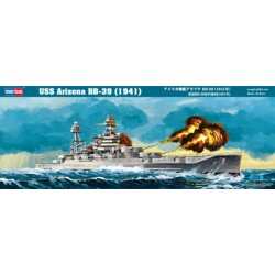 HBO86501 USS Arizona BB-39 (1941) 1/350