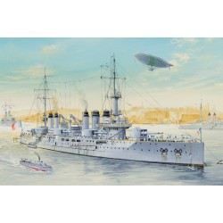 HBO86504 French Battleship Voltaire 1/350