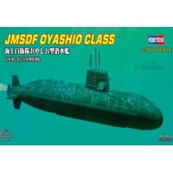 HBO87001 JMSDF Oyashio Class 1/700