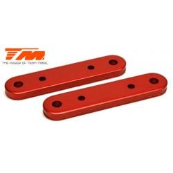 TM505127 Pièce détachée - E6 Trooper / Trooper II / E6 III - Support de bras de suspension inférieur (2 pces)