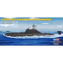 HBO87005 Russia Akula Class Sub. 1/700