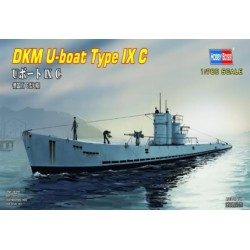 HBO87007 DKM U-boat Type IX C 1/700