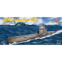 HBO87009 DKM U-boat Type VII C 1/700