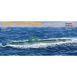 HBO87010 PLA Navy Type 033 Submarine 1/700