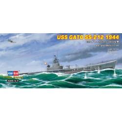 HBO87013 USS Gato SS-212 '44 1/700