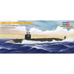HBO87014 USS Navy Los Angeles SSN-688 1/700