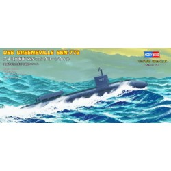 HBO87016 USS Navy Greeneville SSN-772 1/700