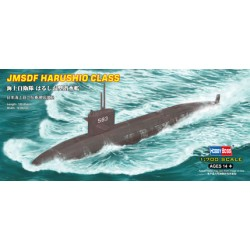 HBO87018 JMSDF Harushio Class 1/700