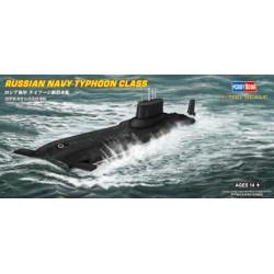 HBO87019 Russian Navy Typhoon Sub 1/700