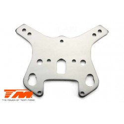 TM505132TI Pièce détachée - E6 III - Aluminium anodisé Titane - Support d'amortisseurs