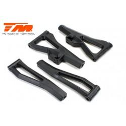 TM505133 Pièce détachée - E6 Trooper / Trooper II / E6 III - Bras de suspension Set