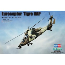 HBO87210 Eurocopter EC-665 Tigre HAP 1/72