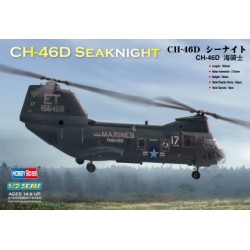 "HBO87213 American CH-46 ""Sea Knight"" 1/72"
