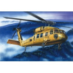 HBO87216 American UH-60A Blackhawk 1/72