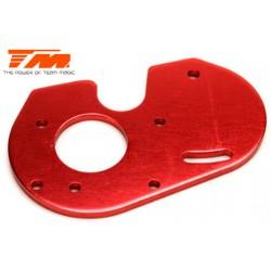 TM505153 Pièce détachée - E6 Trooper / Trooper II / E6 III - Plaque de support de couronne – Rouge