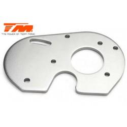 TM505153TI Pièce détachée - E6 III - Aluminium anodisé Titane - Plaque de support de couronne