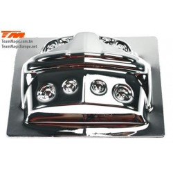 Aileron - 1/10 Touring - Transparent - Pro-TC 200mm (2 pces)