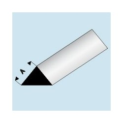 405-54 Profilé plastique Triangle 90° 4mm