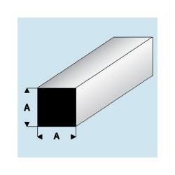 407-51 Profilé plastique Carré 1 mm