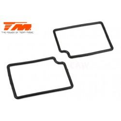 TM505210 Pièce détachée - E6 Trooper II / E6 III - Joint de boîte de récepteur (2 pces)