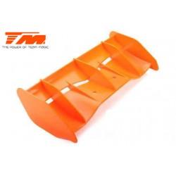 TM505213O Pièce détachée - E6 III - Aileron arrière Orange