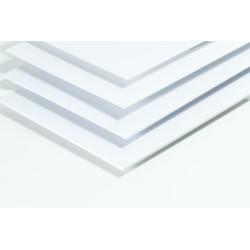 601-02 A4 Styrène blanc 0.50 mm 60102