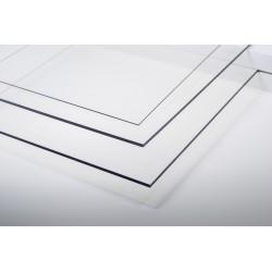 602-02 A4 PVC transparent 0.25 mm 60202