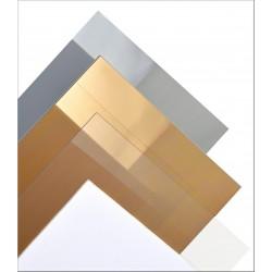 654-04 A3 PVC transp. brun 0.23mm 65404