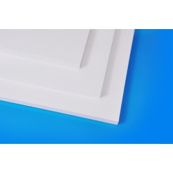655-00 A3 Mouse PVC blanc 1 mm 65500