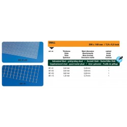 801-02 Steel Grating Mesh 0,6 mm