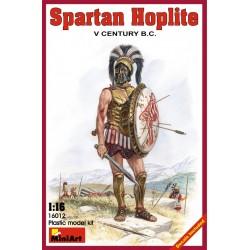 MINIART16012 Spartan Hoplite V BC 1/16