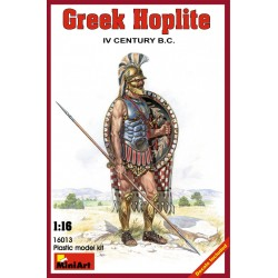 MINIART16013 Greek Hoplite IV BC 1/16