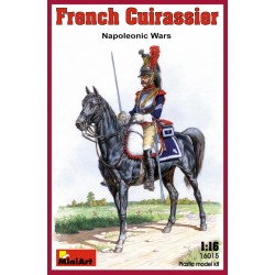 MINIART16015 French Cuirassier Nap. 1/16